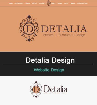 Portfolio – Detalia Design
